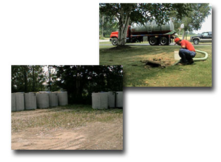 Truck - Septic Cleaning